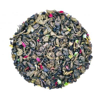 Merlinův tropický sen 50g (zelený čaj s tropickým ovocem)