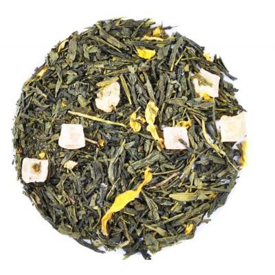 Zelený čaj Sencha Mango 50g