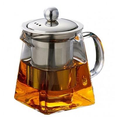 Kanvica na čaj s nerezovým sitkom 350ml